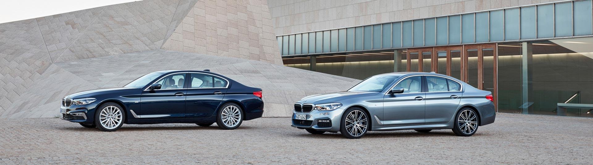Novo BMW Serie 5