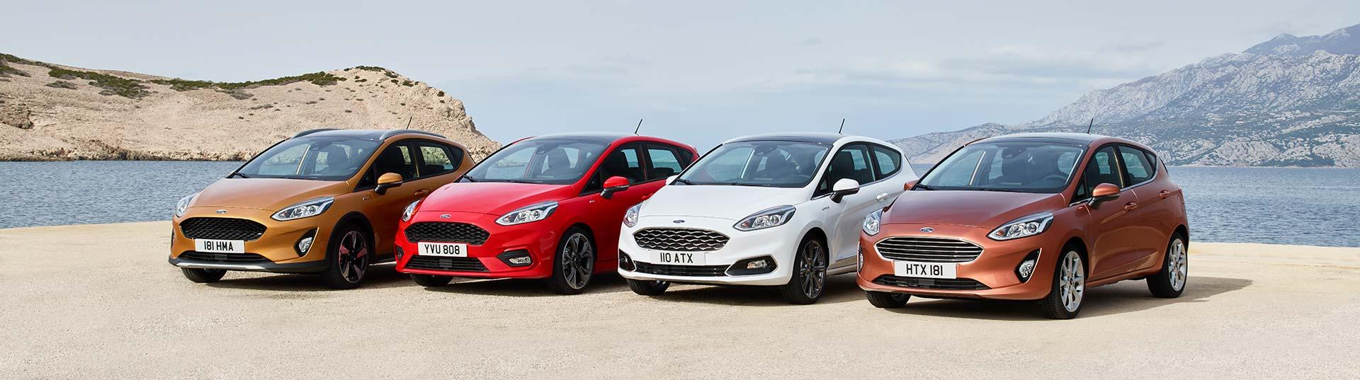 Nova Geração Ford Fiesta