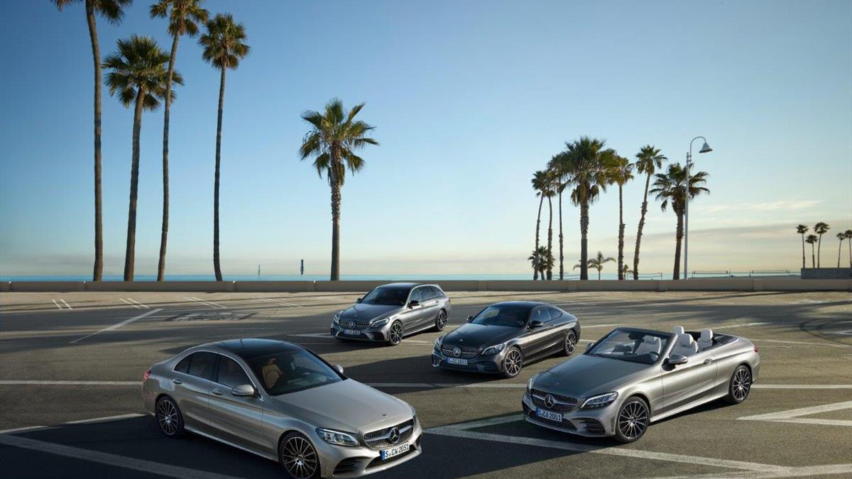 Mercedes C_Conjunto
