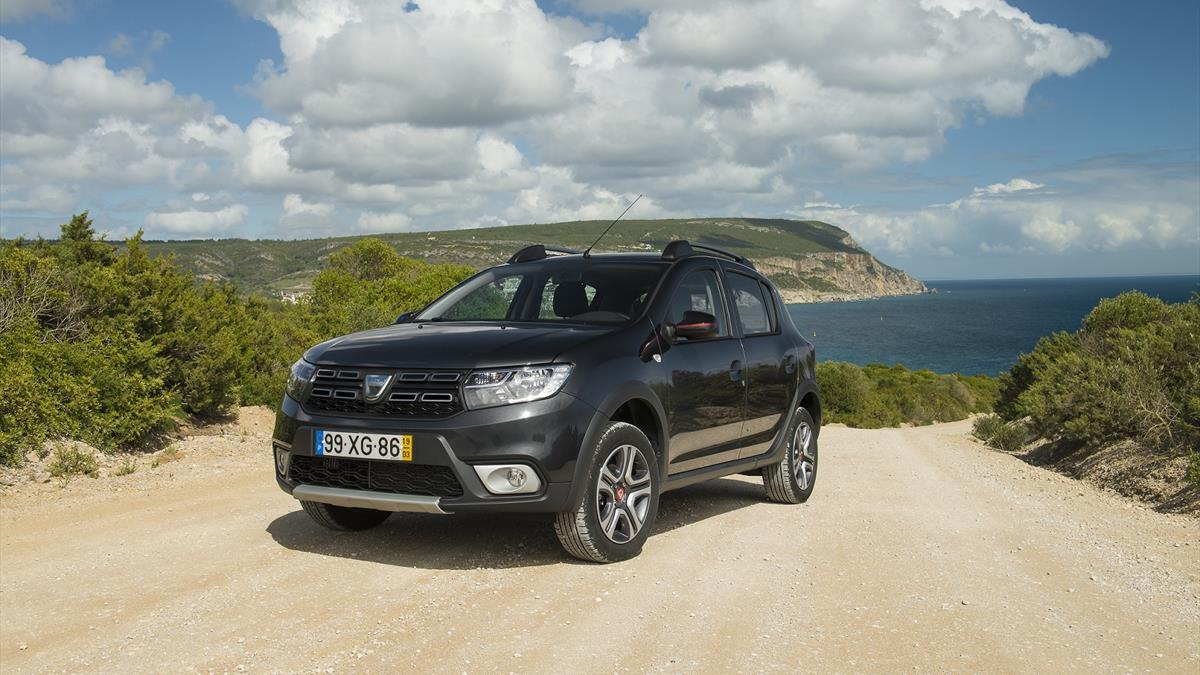 Dacia SanderoAdventure