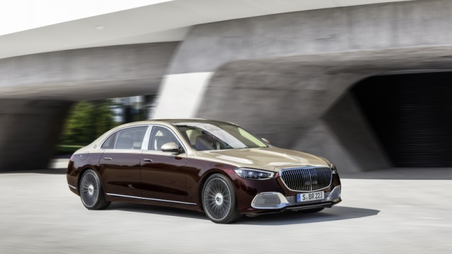 Mercedes-Maybach-640